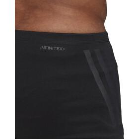 adidas Pro 3-Stripes Badebukser Herrer, black/carbon